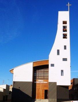 Parroquia San Víctor y Santa Corona, Tarancón
